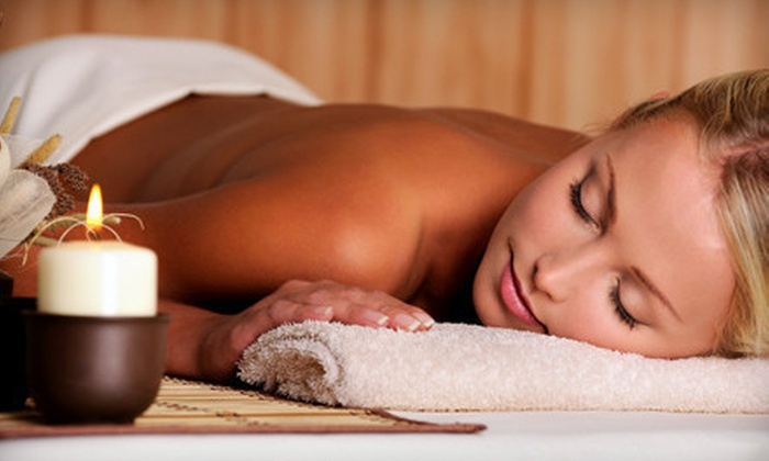 A & W Massage Therapy - Westwood: Spa Package with Massage, Body Scrub, and Facial, or Massage and Body Scrub at A & W Massage Therapy (Half Off)