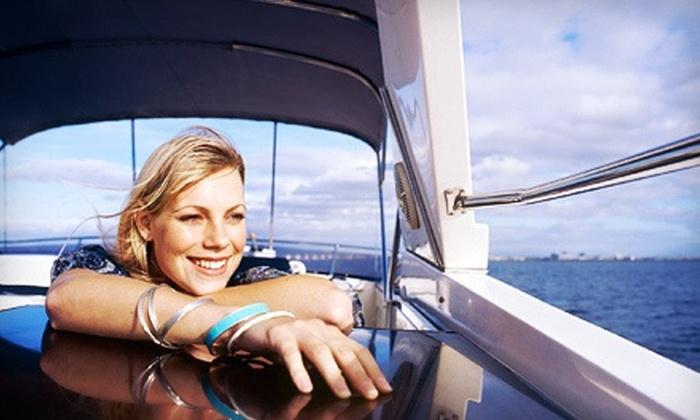 SkipperBud's - Madison: $175 for Two-Hour Pontoon-Boat Rental at SkipperBud's ($350 Value)