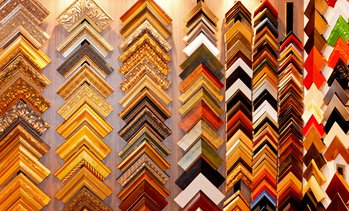 Up to 74% Off Custom Framing or Canvas Stretching