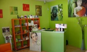 Mística: Tratamiento orbicular con diseño de cejas y tinte de pestañas con opción a masaje desde 19,95 € en Mística