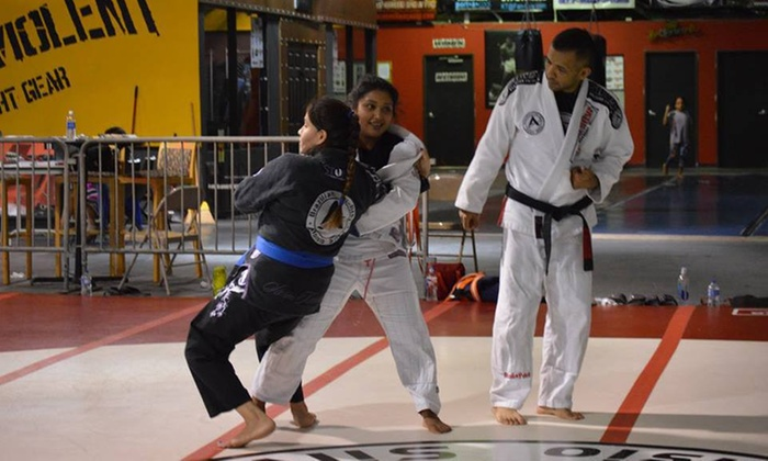 Aloisio Silva BJJ TX - Fort Worth: $45 for $160 Worth of Martial-Arts Lessons — Aloisio Silva BJJ TX
