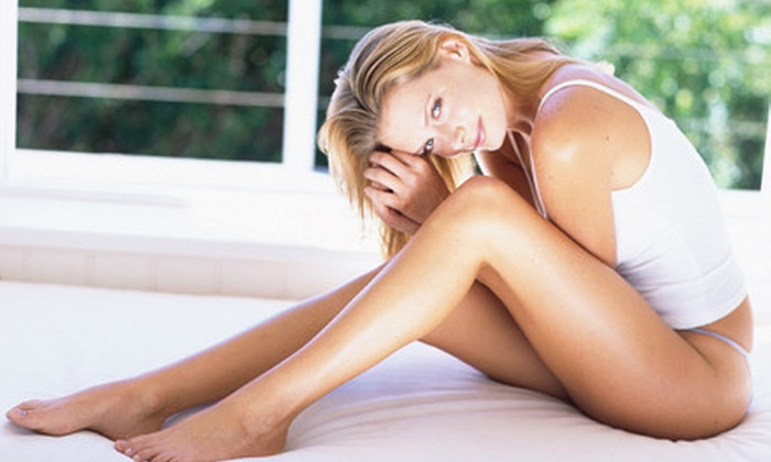 GA Aesthetic Med Spa - Alpharetta: Laser Hair Removal at GA Aesthetic Med Spa (Up to 95% Off). Five Options Available.