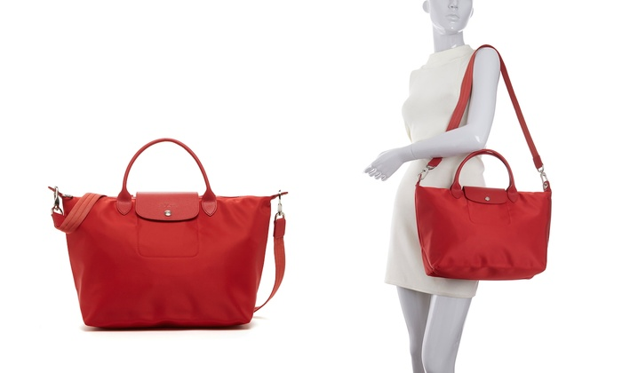 IDEELI, INC.: LONGCHAMP Satchels from $199.99 | Brought to You by ideel