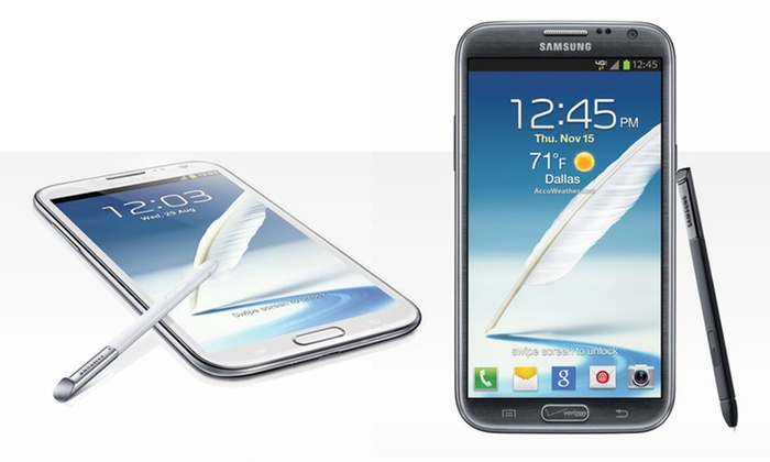 Samsung galaxy note 2 deals us