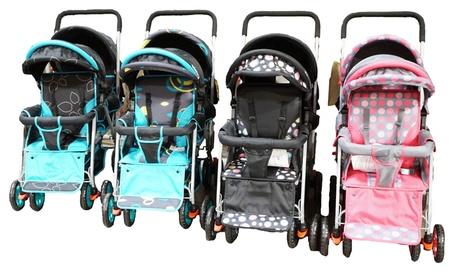 Adelina Designer Double Stroller b8b46cb0-514a-11e7-a037-00259069d7cc