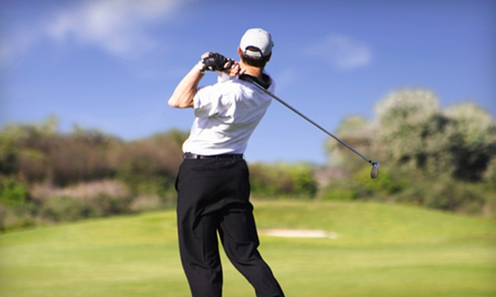 Monterey Bay Golf Academy - Seaside-Monterey: One or Two 45-Minute Golf Lessons or Two-Day Golf School at Monterey Bay Golf Academy (Up to 60% Off)