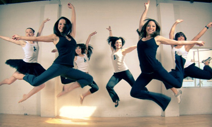 iDance - Multiple Locations: Dance Classes at iDance (Up to 74% Off). Four Options Available.