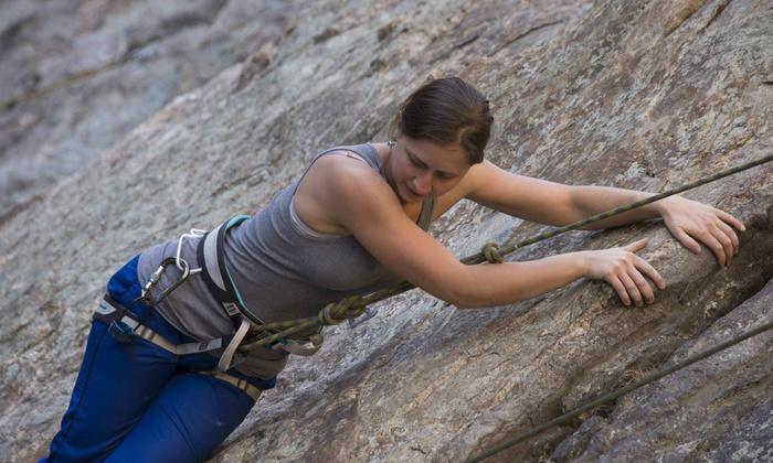 Denver Climbing Company LLC - Cheeseman Park: Up to 50% Off rock climbing at Denver Climbing Company LLC