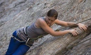 Denver Climbing Company LLC: Up to 54% Off rock climbing at Denver Climbing Company LLC