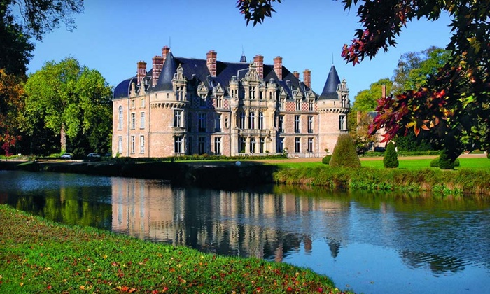 9-Day French Chateau Vacation  - Paris: 9-Day French Chateau Vacation with Airfare and Accommodations from Great Value Vacations