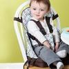 Kids Corner Go Anywhere Travel Booster Seat