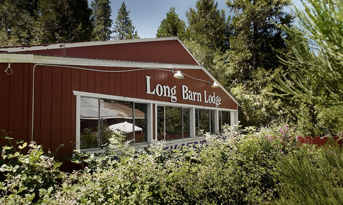 Long Barn Lodge - Long Barn, CA: Stay at Long Barn Lodge in Greater Yosemite. Dates Available into November.