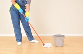 ENIA Cleaning Services: One Hour of Cleaning Services from ENIA Cleaning Services (60% Off)