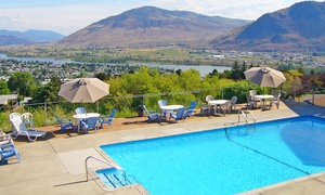 British Columbia Inn with River-Valley Views