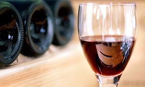 Fat Grape Winery: Six or Twelve $5 Vouchers for Bottles of Wine at Fat Grape Winery (Up to 51% Off)