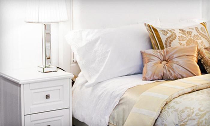 Decor Furniture & Mattress Showplace - Multiple Locations: $69 for $200 Worth of Furniture at Decor Furniture & Mattress Showplace