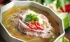V Bistro, LLC - Lincoln at Towne Square - Haggar Square Apartments: $8 for $16 of Vietnamese Fare at V Bistro Noodle & Grill in Plano