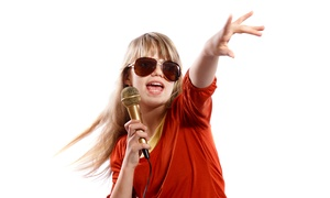 Pink Couch Studios: One Month of Group Singing Lessons at Pink Couch Studios (40% Off)
