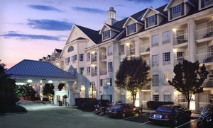Hotel in Branson Entertainment District at Hotel Grand Victorian, plus 6.0% Cash Back from Ebates.