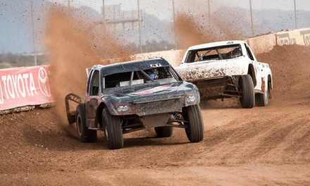 Lucas Oil Off-Road Regional Series at Wild Horse Pass Motorsports Park on May 8 and 9 (Up to 42% Off)