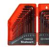 Stalwart Hex Key Wrench Set (30-Piece)