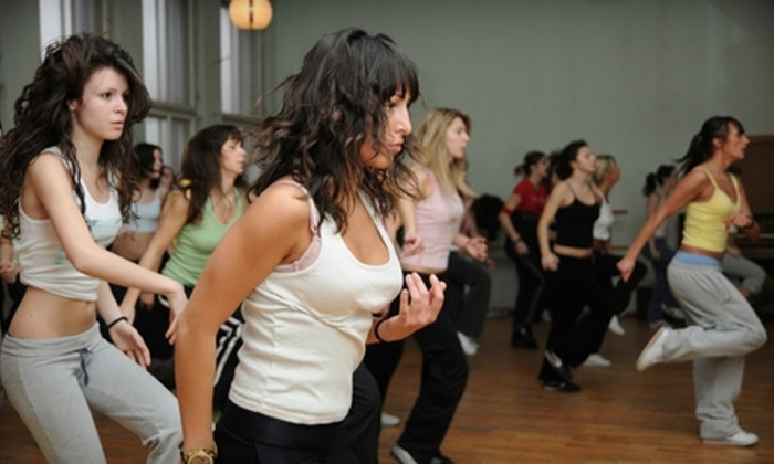Santa Cruz Dance Company - Soquel: 5, 10, or 15 Zumba Classes at Santa Cruz Dance Company (Up to 64% Off)