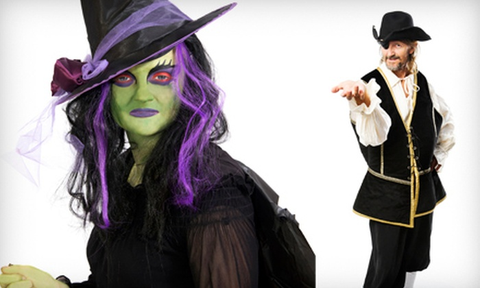 Twin Cities Magic & Costume - Lowertown: Costumes and Party Gear at Twin Cities Magic & Costume (Half Off). Two Options Available.