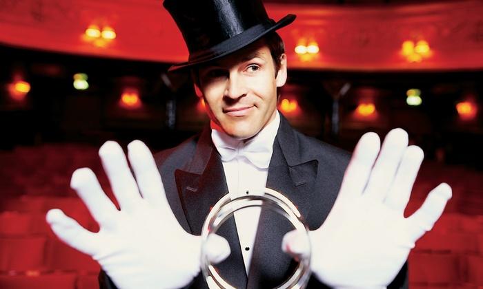 Magic Man – Brad Hatcher - Boise: $62 for a 30-Minute Magic Show for Up to 25 People from Magic Man – Brad Hatcher ($135 Value)