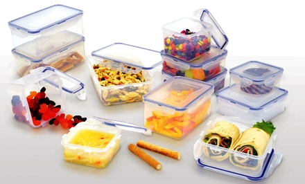 Lock & Lock 24-Piece Storage Set