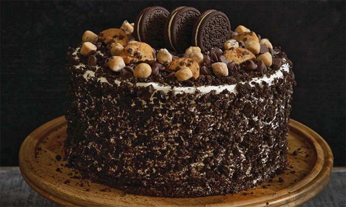 Marble Slab Creamery - Homestead Shopping Center - Walden Park at Lakeline: $17 for a Small 6-Inch Premium Ice Cream Cake from Marble Slab Creamery ($30.99 Value)