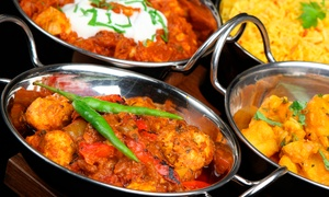 Revivals Indian Restaurant: Two-Course Meal With Rice from £19 at Revivals Indian Restaurant