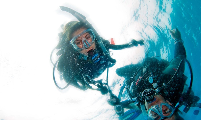 Adventure Scuba - Billings: Up to 59% Off Discover Scuba for 1 or 2  at Adventure Scuba