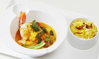 Covent Garden Indian Including a Main, Rice and Wine - Lunchtime Only at Moti Mahal (Up to 67% Off)
