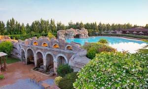 Thermae Oasis: Ingresso alle Thermae Oasis per 2 persone con percorso termale Giardini del Benessere in 7 vasche termali (sconto 32%)