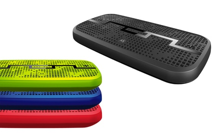 SOL REPUBLIC x Motorola DECK Bluetooth Speaker with NFC and Mic