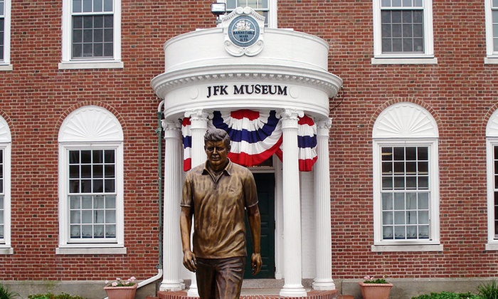 JFK Hyannis Museum Foundation - Barnstable Town: Admission for Two or Four or One-Year Individual or Family Membership to JFK Hyannis Museum (Up to 27% Off)