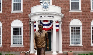 JFK Hyannis Museum Foundation: Admission for Two or Four or One-Year Individual or Family Membership to JFK Hyannis Museum (Up to 27% Off)