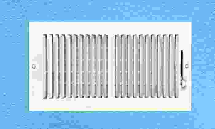 Crystal Clean - New York City: $ 39 for Air-Duct Cleaning for Up to 10 Vents from Crystal Clean ($ 173.09 Value)
