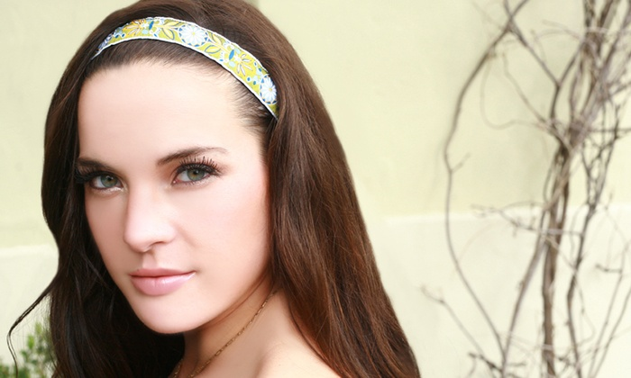New Faces LA - Beverly Hills: 60-Minute On-Location Headshot or Model-Portfolio Photo Packages at New Faces LA (Up to 80% Off)