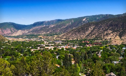 Stay for Two at Glenwood Suites in Glenwood Springs, CO. Dates Available into June.