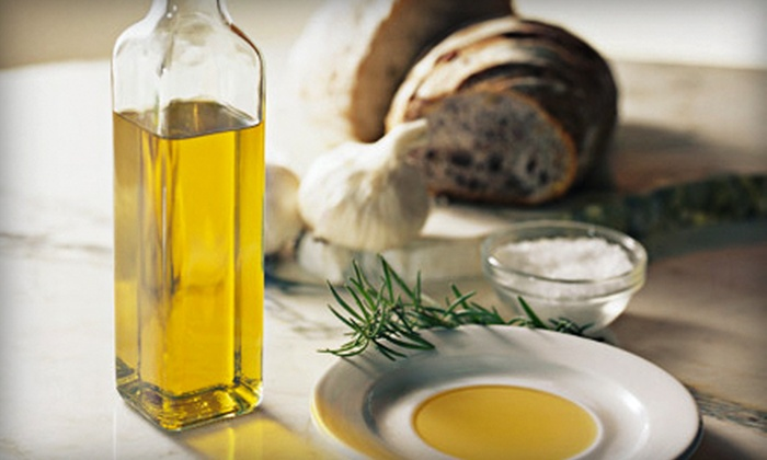 Tampa Olive Oil Company - Northwest Tampa: $10 for $20 Worth of Olive Oil and Vinegar at Tampa Olive Oil Company