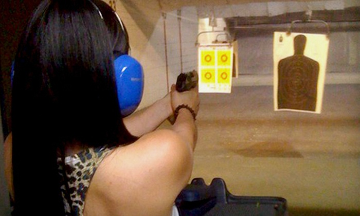 Wild West Traders - Wild West Traders: Shooting-Range Visit for Two, Lane Rentals, or Gun-Safety Class for Two at Wild West Traders in Marietta (Up to 65% Off)
