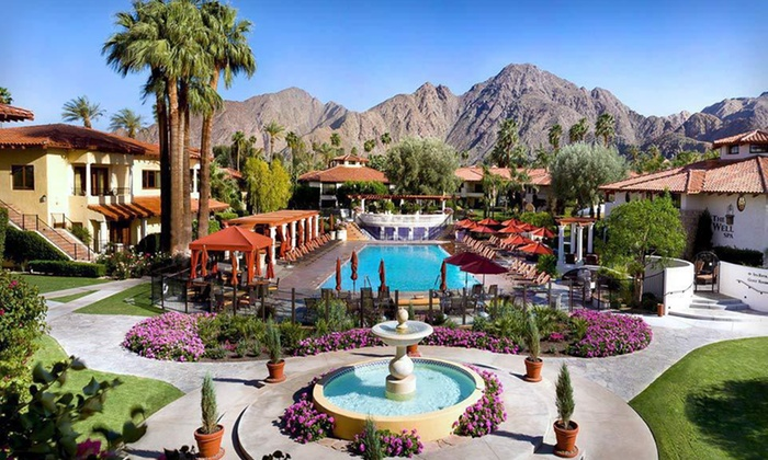 MiraMonte Resort & Spa - Greater Palm Springs, CA: One-Night Stay with Dining Credit and Parking at Miramonte Resort & Spa in Indian Wells, CA