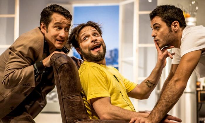 """Theater Am Dom - Theater Am Dom,: 2 Tickets für die Komödie """"Meine Braut, sein Vater und ich"""" im Theater am Dom für 20 € (50% sparen)"""
