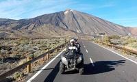 Excursión en quad a elegir por el Parque Nacional del Teide para 2 personas desde 64,95 € en Quad Gigantes