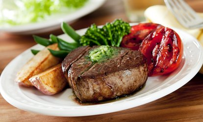 Up to 48% Off Lunch at Frank's Steaks
