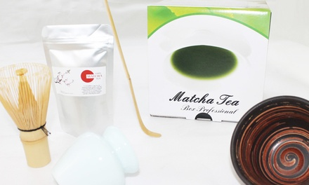 Matcha Tea-Box-Basic-Set (38% sparen*)