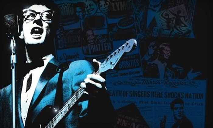 """""""Buddy - The Buddy Holly Story"""" - Randolph Theatre: $49 for Two to See """"Buddy: The Buddy Holly Story"""" Live Onstage at Randolph Theatre in Toronto (Up to $98 Value)"""