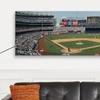 "$39.99 for 12""x36"" Baseball Stadium Canvas"