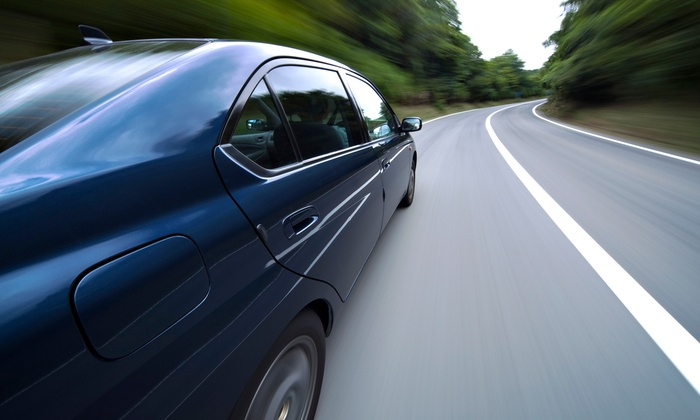 Premier1 Glass and Tint - Tucson: $90 for Tinting for Five Car Windows at Premier1 Glass and Tint ($199 Value)